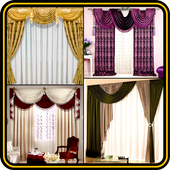 Curtains Designs Gallery Home Ideas DIY Tips Craft icon