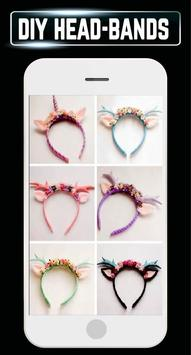DIY Baby Headbands Flower Wedding Home Idea Design screenshot 3