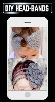 DIY Baby Headbands Flower Wedding Home Idea Design screenshot 1