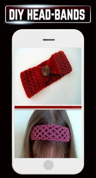 DIY Baby Headbands Flower Wedding Home Idea Design screenshot 2