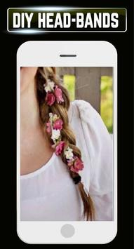 DIY Baby Headbands Flower Wedding Home Idea Design screenshot 4