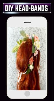 DIY Baby Headbands Flower Wedding Home Idea Design screenshot 5
