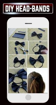 DIY Baby Headbands Flower Wedding Home Idea Design screenshot 6