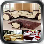 Sofa Set Designs Morden Home Sectional Furniture icon