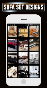Sofa Set Designs Morden Home Sectional Furniture poster
