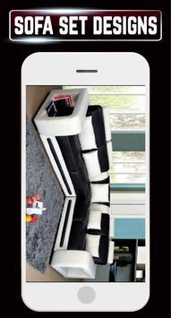 Sofa Set Designs Morden Home Sectional Furniture apk screenshot