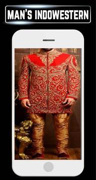Men's IndoWestern Designers Suits Indain Gallery apk screenshot