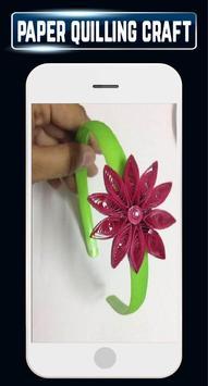 DIY Paper Quilling Home Steps Tutorial Idea Design screenshot 7