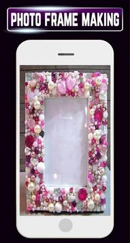 DIY Photo Frame From Recycled Home Project Ideas apk screenshot