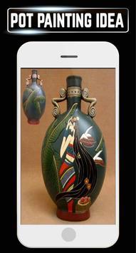 Pot Painting Home Ideas Designs Craft Project DIY screenshot 4