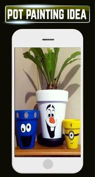 Pot Painting Home Ideas Designs Craft Project DIY screenshot 1