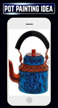 Pot Painting Home Ideas Designs Craft Project DIY screenshot 3