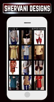 Men's Sherwani Designs Groom Indain Wedding Suits poster