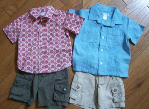 Little Boy Clothes screenshot 1