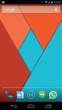 Material Design Live Wallpaper apk screenshot