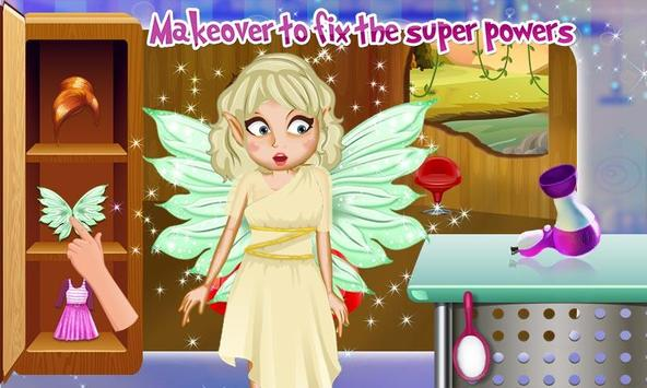 Super Heroes Hair Saloon screenshot 1