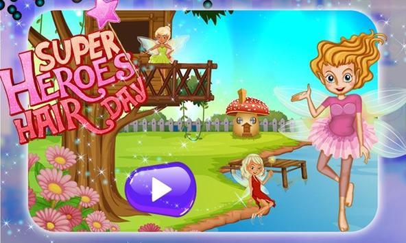 Super Heroes Hair Saloon screenshot 3