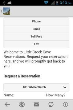 Little Creek Cove apk screenshot