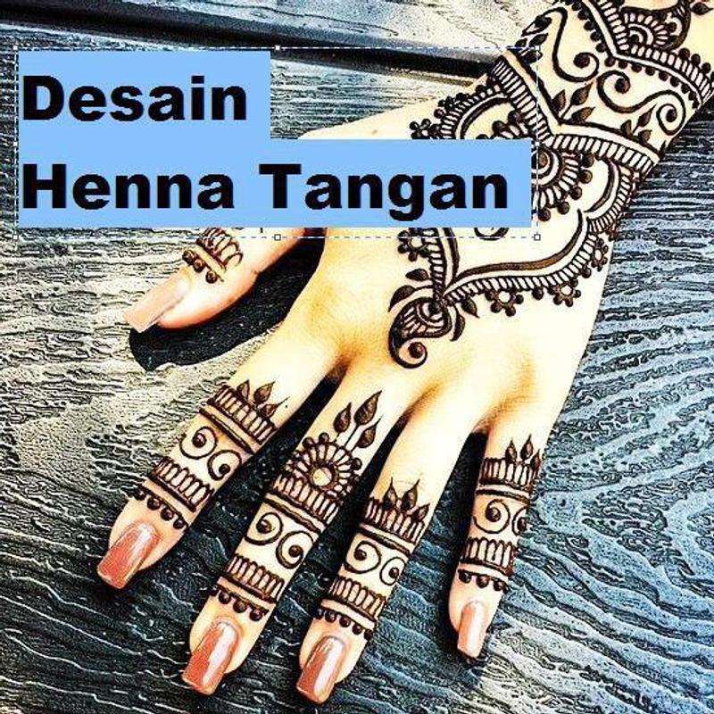 Desain Henna Tangan Mehndi Indah Cho Android Tải Về Apk