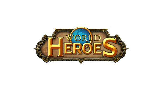 World of Heroes poster
