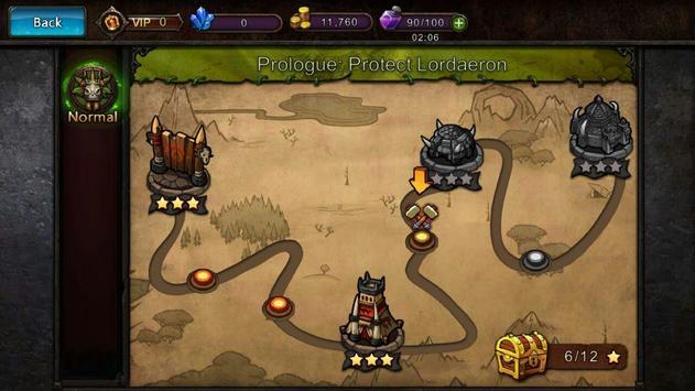 World of Heroes screenshot 2