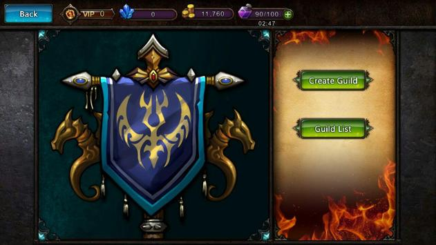 World of Heroes screenshot 3