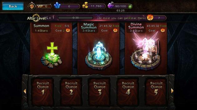 World of Heroes screenshot 4
