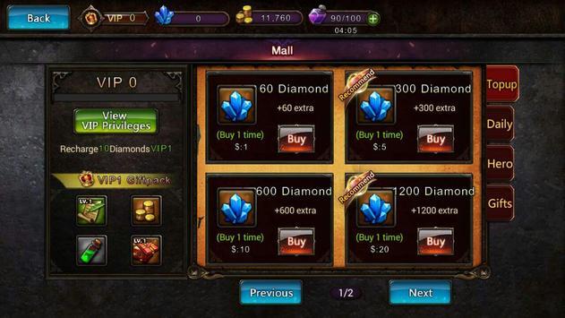 World of Heroes screenshot 5