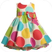 Little Girl Dress Designs icon