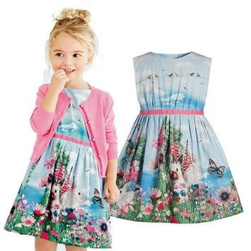 Little Girl Dresses Boutique poster