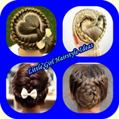 Little Girl Hairstyle Ideas icon
