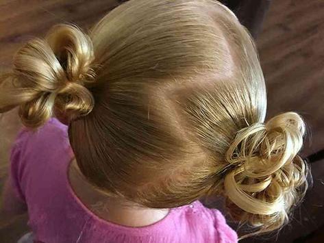 Little Girl Hairstyle Ideas screenshot 4