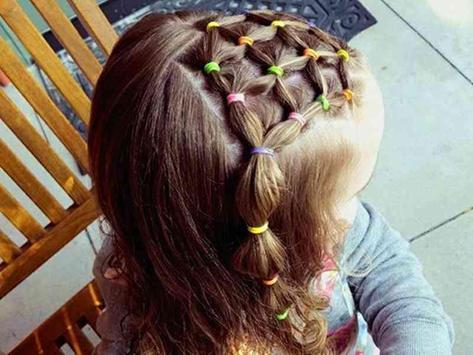 Little Girl Hairstyle Ideas screenshot 5