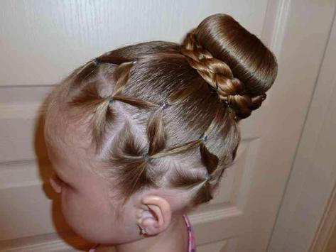 Little Girl Hairstyle Ideas screenshot 7