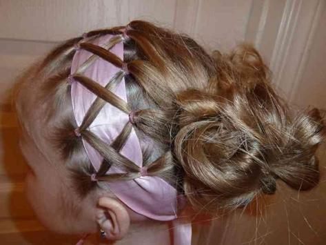 Little Girl Hairstyle Ideas screenshot 8