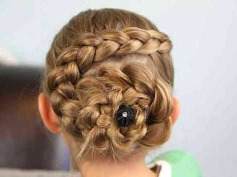 Little Girl Hairstyle Ideas screenshot 9