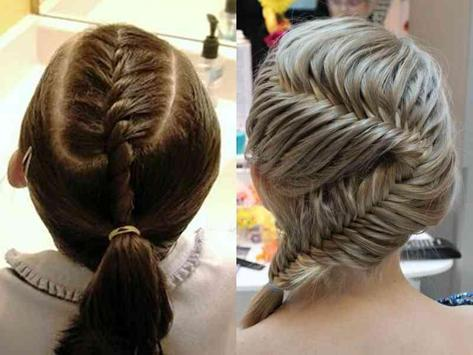 Little Girl Hairstyle Ideas poster