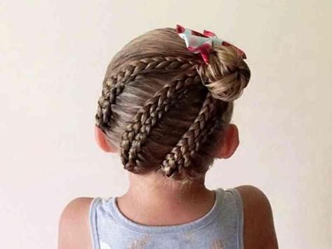 Little Girl Hairstyle Ideas screenshot 11