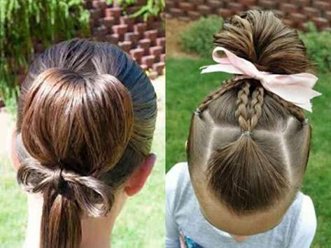 Little Girl Hairstyle Ideas screenshot 1