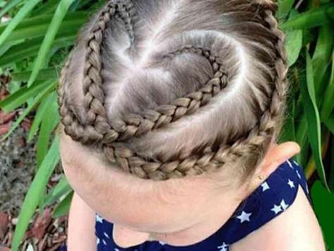 Little Girl Hairstyle Ideas screenshot 2