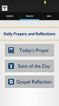 Notre Dame Daily Faith apk screenshot
