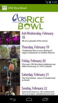 CRS Rice Bowl apk screenshot