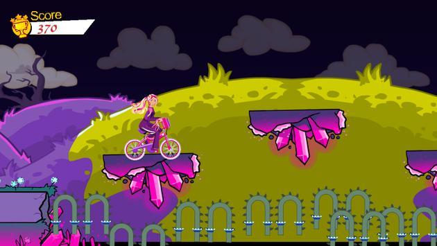 Sara Bike Race screenshot 1