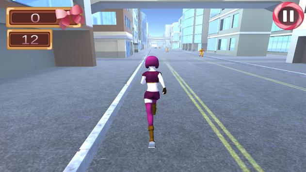 Girls Power Day 3D screenshot 1