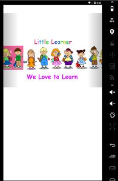 Little Learner poster
