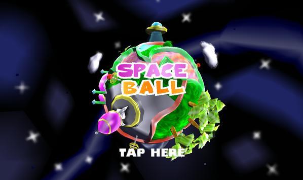 SpaceBall - Demo poster