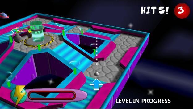 SpaceBall - Demo apk screenshot