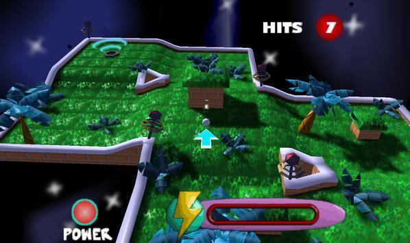 SpaceBall - Demo screenshot 5