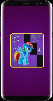 Little Pony Piano Game : Enjoy Songs screenshot 1