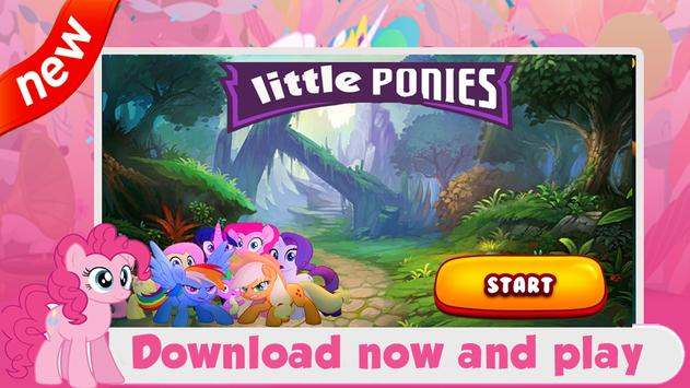 My little adventurer unicorn pony screenshot 1